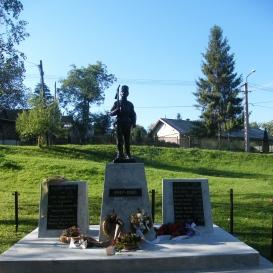 Emlékmű az 1947. május 2-i bányászbaleset áldozatainak