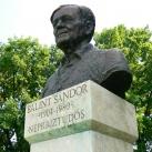 Bálint Sándor-mellszobor