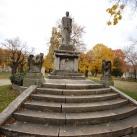 Az Eckensberger család síremléke