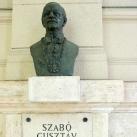Szabó Gusztáv-mellszobor