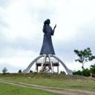 Jézus-szobor