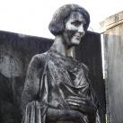 Dr. Troján Margit síremléke