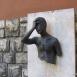 Mártírhalált halt zsidó gyerekek emlékműve