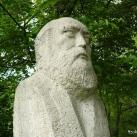 Bíró Lajos szobra
