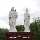 Szűz Mária és Szent József-szoborcsoport