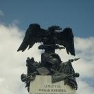Kismegyeri csata emlékműve