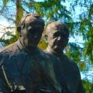 II. János Pál pápa és Stanisław Dziwisz krakkói érsek
