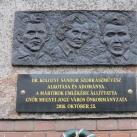 Az 1956-os forradalom győri mártírjai