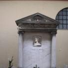 Toldy Klára síremléke