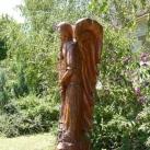 Védangyal-szobor
