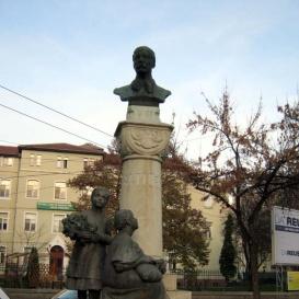 Sailer Antal-szoborcsoport