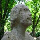 Kaffka Margit síremléke