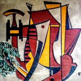 Murális alkotás