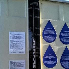 Történelmi vízmérce