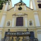 Ciszterci templom szobrai
