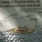 Emlékkő a solymári svábok betelepedésének 300. évfordulójára
