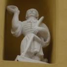Szent Izidor és Szent Notburga Szűz Máriával