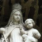 Mária a gyermek Jézussal