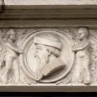 Gutenberg János-relief