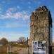 Az 1956-os árvíz emlékműve