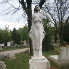 Vera Ilona táncművésznő síremléke