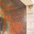 Mozaikos márványkapu