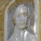 Wittmann Antal portrédomborműve