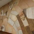 Kerámia falkép