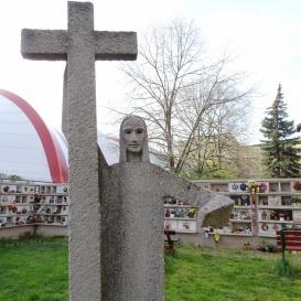 Krisztus a kereszttel: a Feltámadás reménye