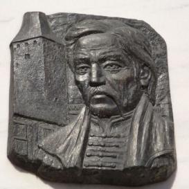Hermányi Dienes József-emléktábla