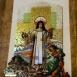 Árpádházi Szent Margit és Árpádházi Szent Erzsébet mozaik