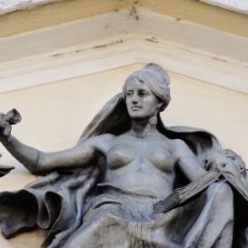 Józsefvárosi elöljáróság szoborcsoportja