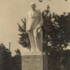 Roffi Borbély György szobra