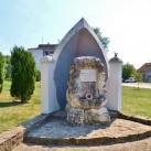 A zentai csata emlékműve