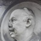 Majsch Ede (Eduard Majsch) síremléke