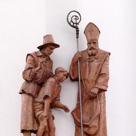 Szent Miklós és a szegények