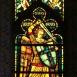 Szent Mihály-székesegyház szentélyének üvegablakai