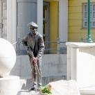 Az 56-os pesti srác emlékműve