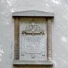 Gonzeczky János emléktáblája