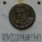Vásárhelyi Géza-emléktábla