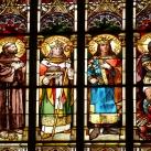 Assisi Szent Ferenc, Szent Gellért, Szent Imre, Szent György