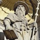 Szent István-bazilika szobrai: Szent Jeromos (egyházatya)