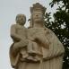 Kiscsömötei Mária-szobor