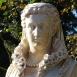 Vittoria Colonna mellszobra
