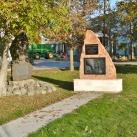 Szülőföldjükről elhurcoltak és kitelepítettek emlékműve