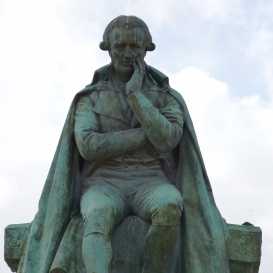 Jean Baptiste Lamarck-emlékmű