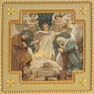 Szent István-bazilika: Négy jelenet Krisztus életéből mozaik