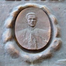 Laurinyecz András-emléktábla