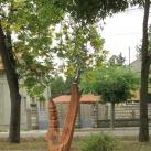 Kétágú kopjafa