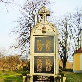 II. világháború áldozatainak emlékműve